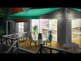 Звездный гонщик: Блистательный Такуто / Star Driver: Kagayaki no Takuto - 2 серия (Озвучка) [Ancord]